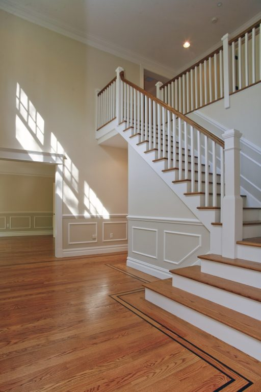 stairs of scarsdale ny home