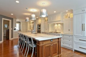 Traditional kitchen design in Scarsdale NY