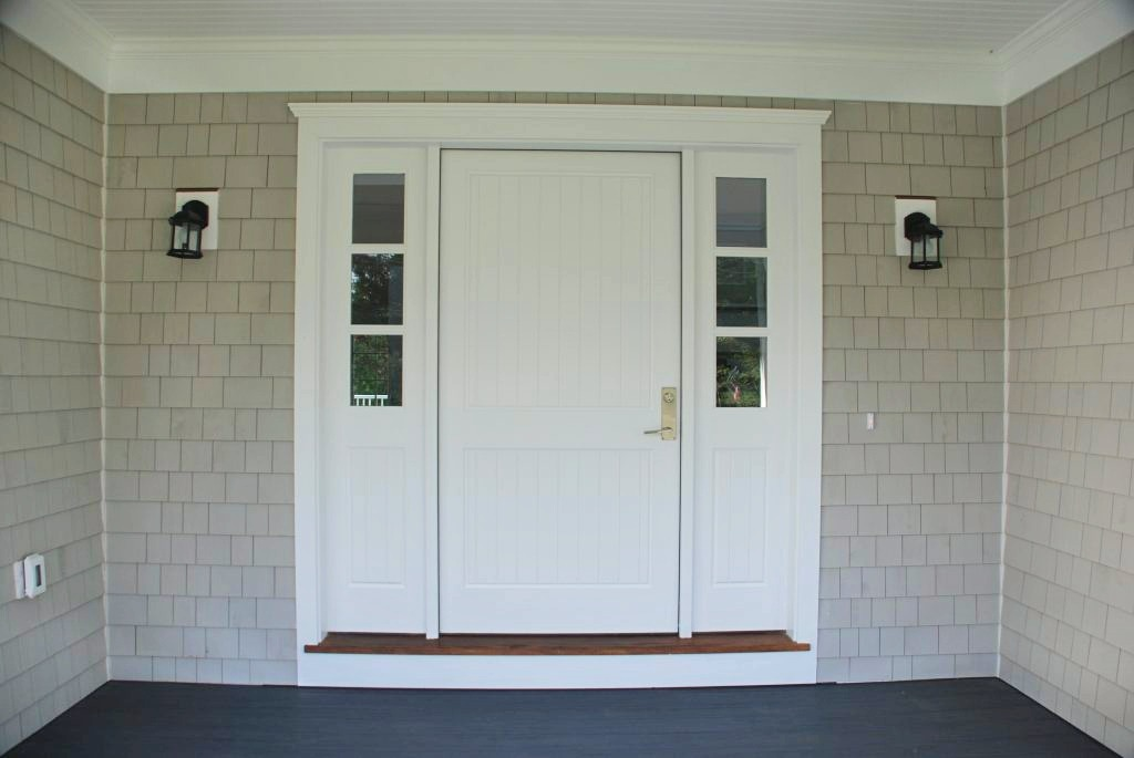 Westchester County NY home front door