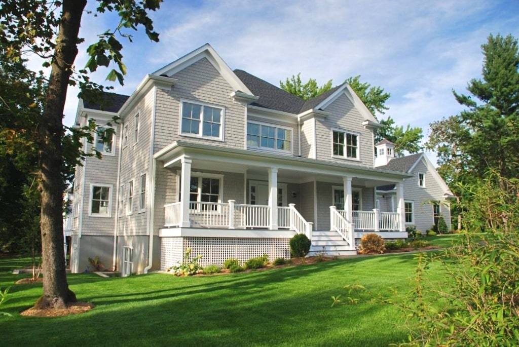 Westchester County home design front