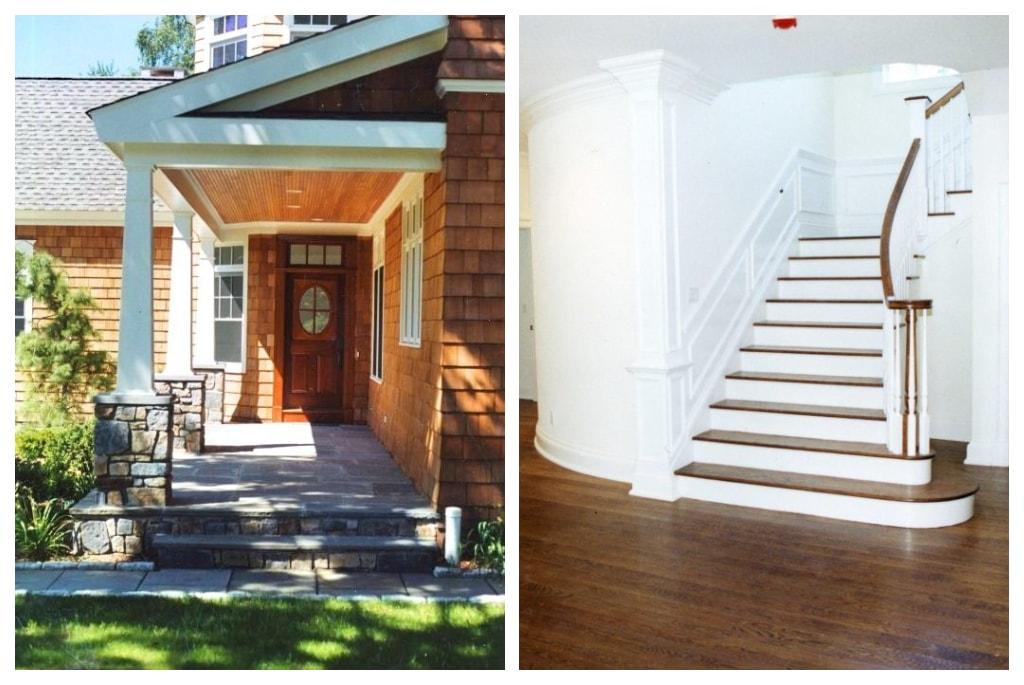Westport CT shingle style home design