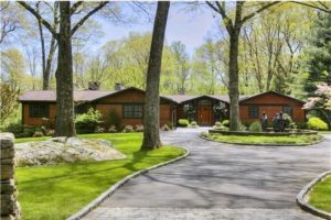 arts and crafts ranch in weston ct by demotte architects ct architect