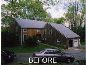 home before remodel in Katonah