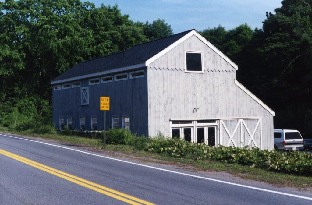 pound ridge ny building before remodel