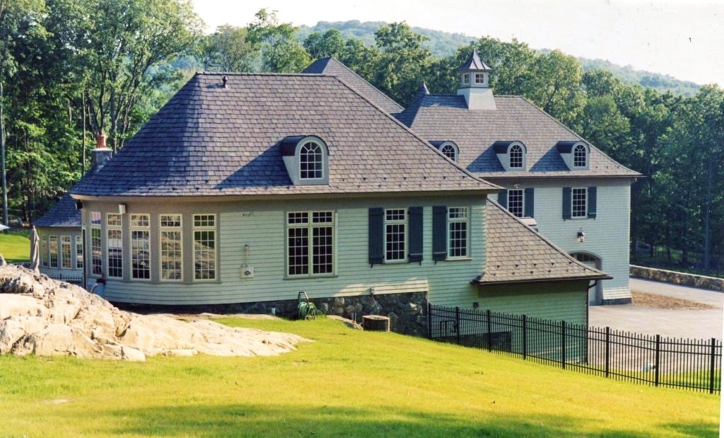 Katonah NY pool house