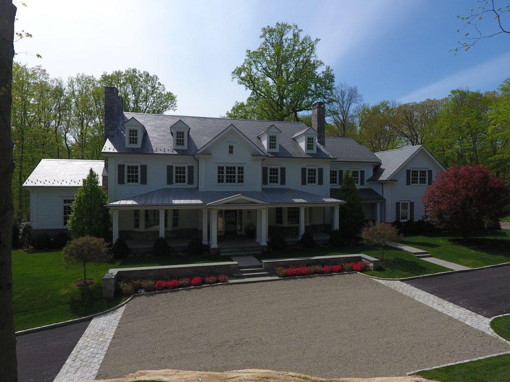 demotte architects spec house exterior