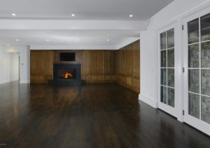 Greenwich CT spec house interior