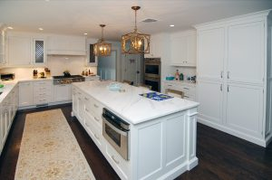 kitchen in mt kisco new york farmhouse remodel by demotte architects
