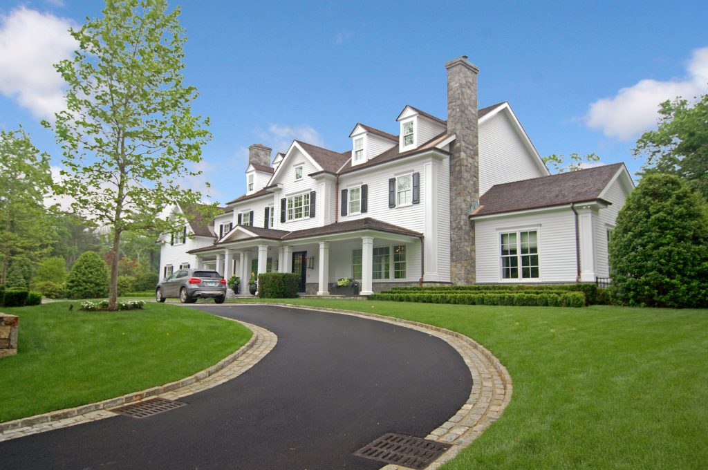 custom colonial greenwich