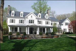 fairfield county ct architect home in greenwich ct exterior