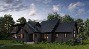 scandinavian modern home in ny