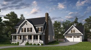 riverside ct home rendering