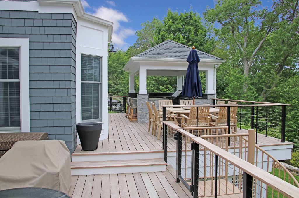 westchester county ny deck demotte architects
