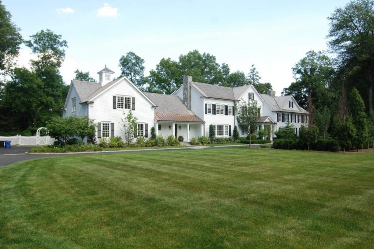 Greenwich CT addition by DeMotte Architects after photo