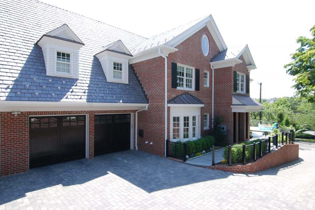 Luxury Townhouses in Greenwich CT design by DeMotte Architects