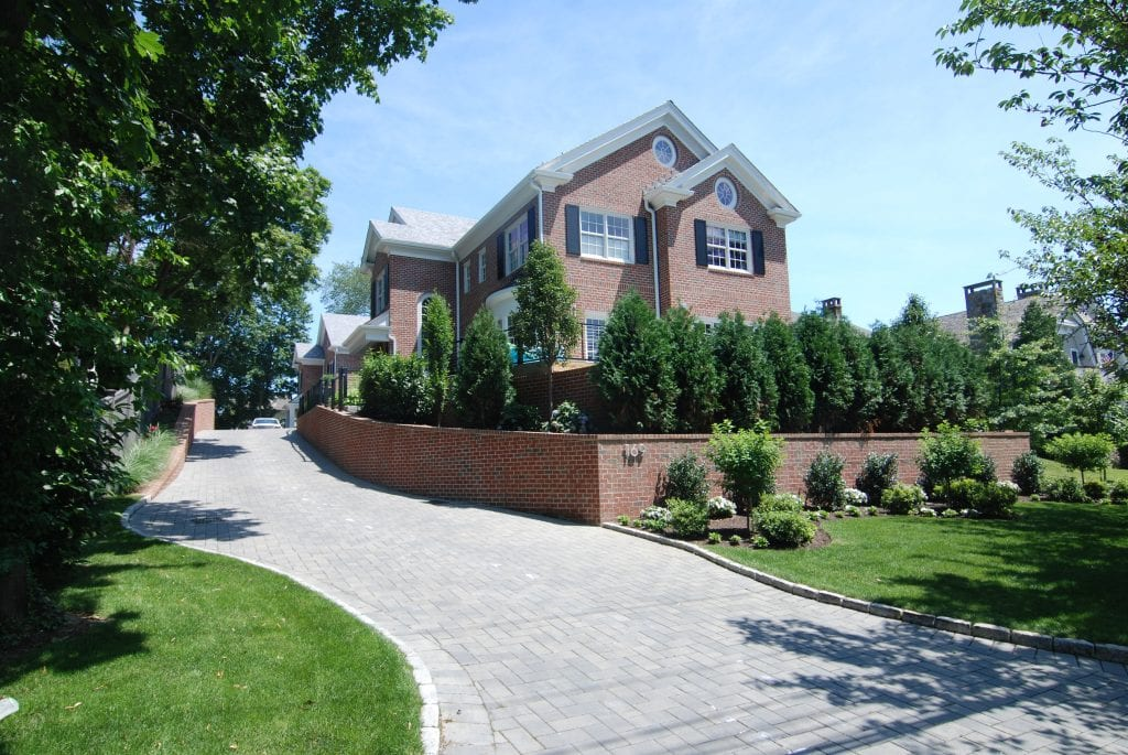 Luxury townhouses in Greenwich CT