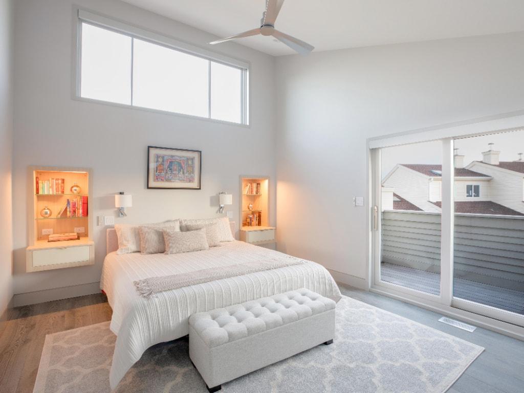 Eastchester NY home remodel bedroom after remodel