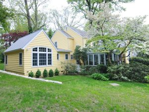 Home after remodel in Mamaroneck NY