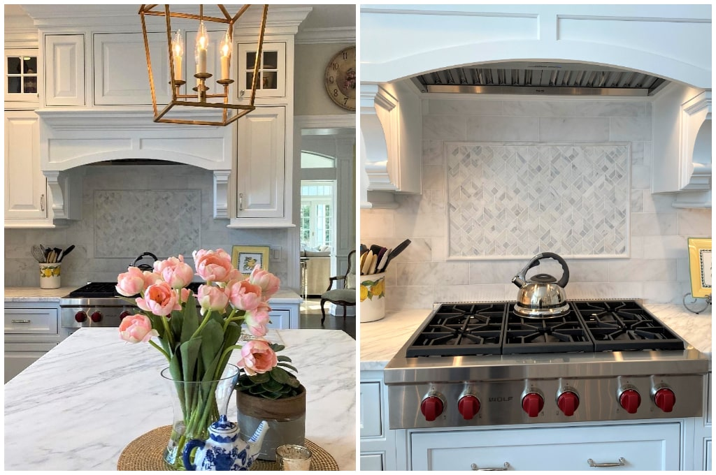 beautiful kitchen remodel in newtown ct by demotte architects