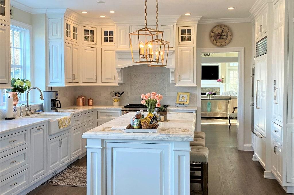 newtown ct kitchen remodel by demotte architects