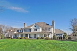 New home design by Ridgefield CT architect DeMotte Architects