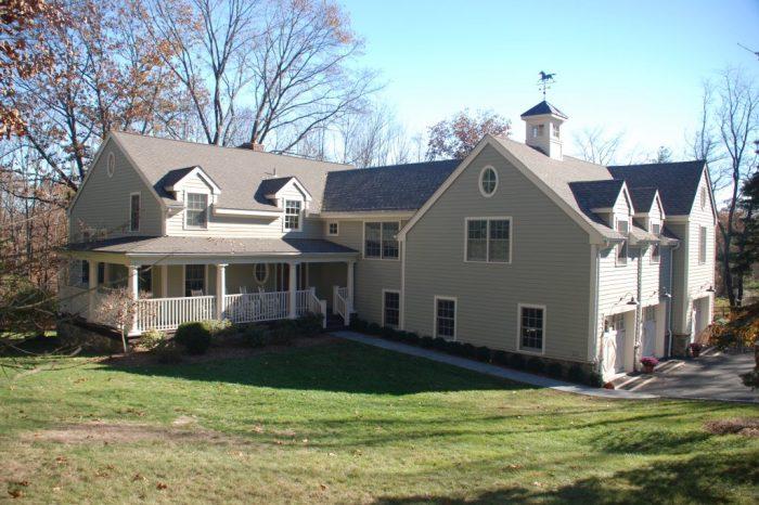 katonah ny farmhouse addition