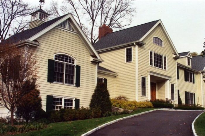 ny colonial home after remodel
